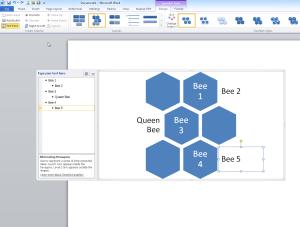 Microsoft Word 2010 - SmartArt