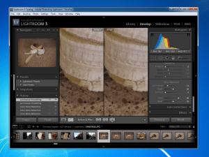 Adobe Photoshop Lightroom 3 noise reduction