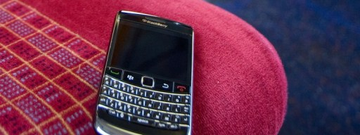 Lost BlackBerry