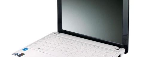Asus Eee PC 1001P front