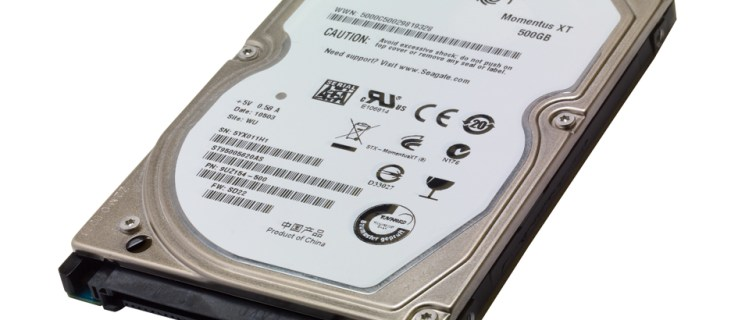 Seagate Momentus XT 500GB review