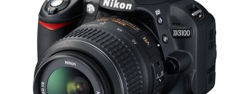 The Nikon D3100 is more compact and lightweight than the original D3000