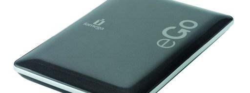 Iomega eGo Portable Hard Drive 500GB