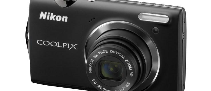Nikon Coolpix S5100 review