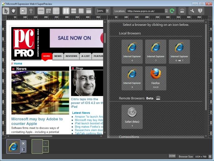 microsoft expression studio 4 ultimate