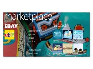 Microsoft Windows Phone 7 - Marketplace