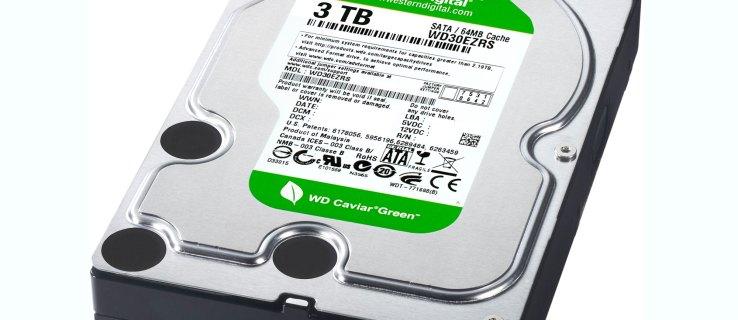 Western Digital Caviar Green 3TB review