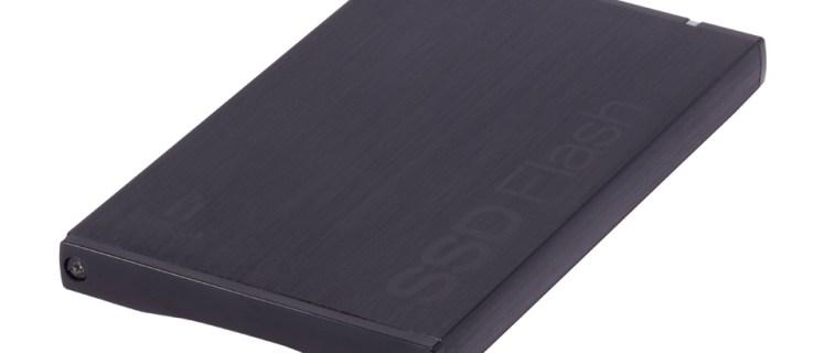 Iomega SSD Flash review