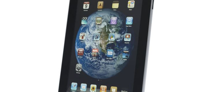 Apple ramps up production of iPad 2