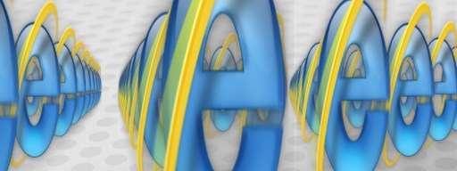IE9 logos
