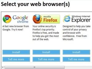 Browser Choice