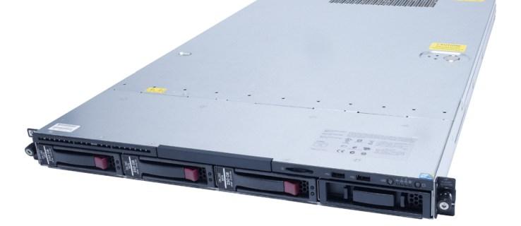 HP ProLiant DL120 G6 review