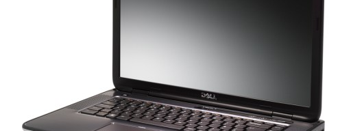 Dell XPS 15 (2011) - front