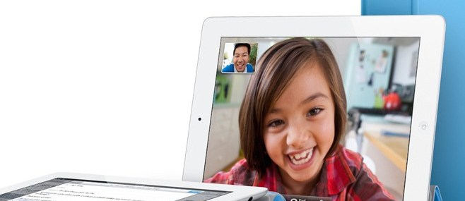 iPad tablet share to slide - but where's Windows?