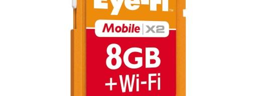 Eye-Fi Mobile X2 8GB