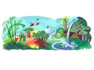 Google Earth Day