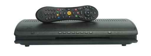 Virgin Media TiVo - front view