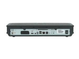 Virgin Media TiVo - rear view