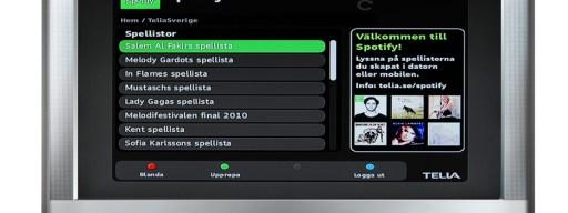 Spotify TV