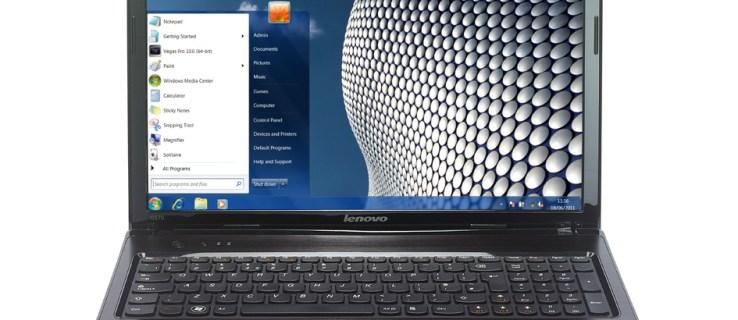 Lenovo IdeaPad G570 review