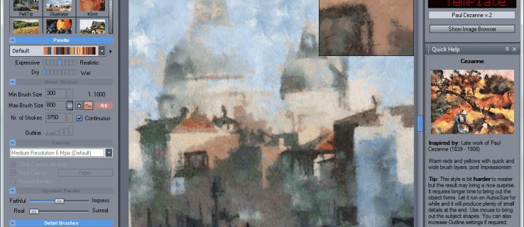 Dynamic Auto-Painter 2.5