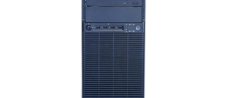 HP ProLiant ML110 G7 review