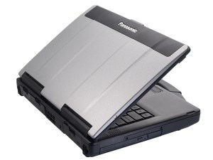Panasonic Toughbook CF-53 - rear