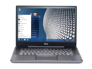 Dell XPS 14z - front shot