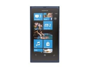 Nokia Lumia 800 - front