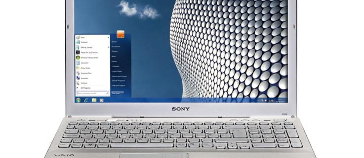 Sony VAIO SE Series review