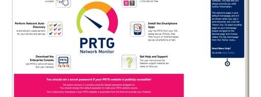 Paessler PRTG Network Monitor 9
