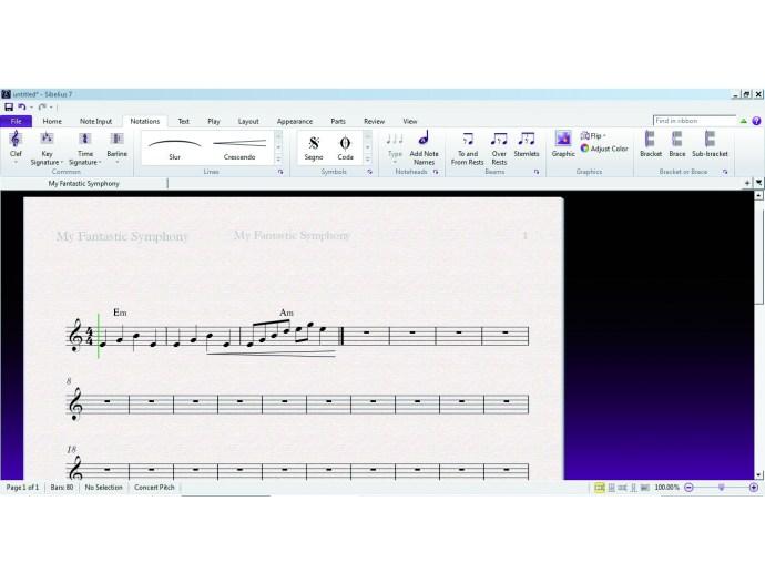 Sibelius 7