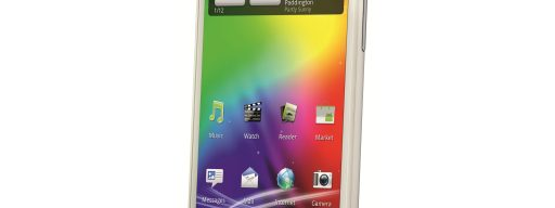 HTC Sensation XL - front view