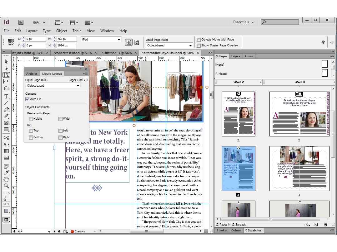 Adobe Cs6 Design Standard Review