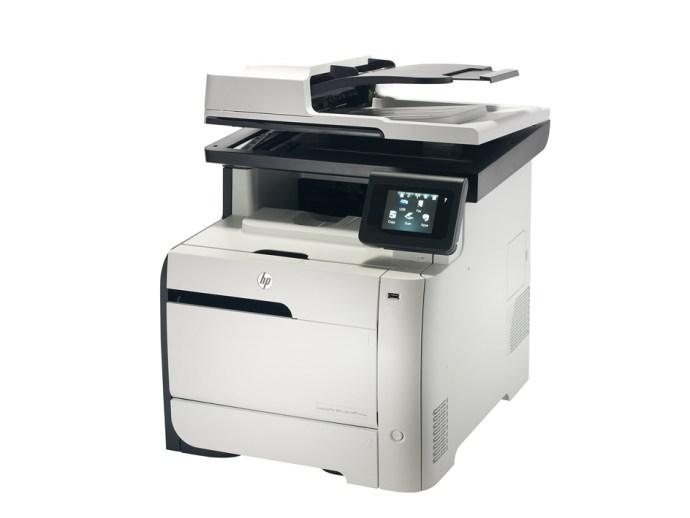Hp Laserjet Pro 400 Mfp M475dw Review