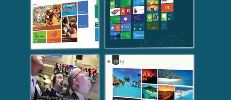 30 best features of Windows 8