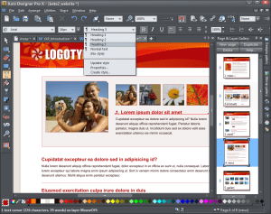 Xara Photo and Graphic Designer MX 2013