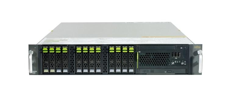 Fujitsu Eternus CS800 S3 Entry review