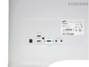 Samsung SyncMaster S24B750V - ports