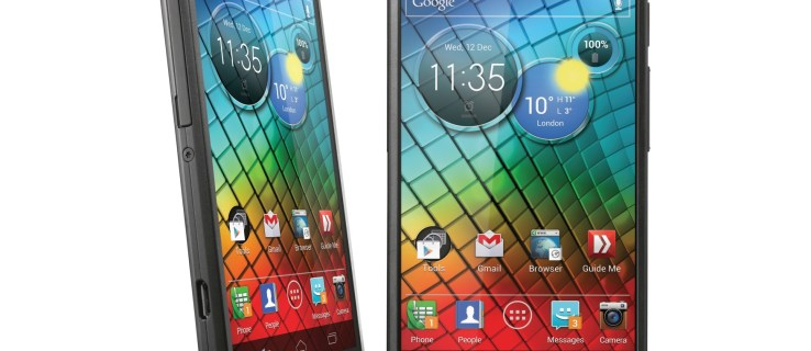 Motorola unveils Intel-powered Razr i smartphone