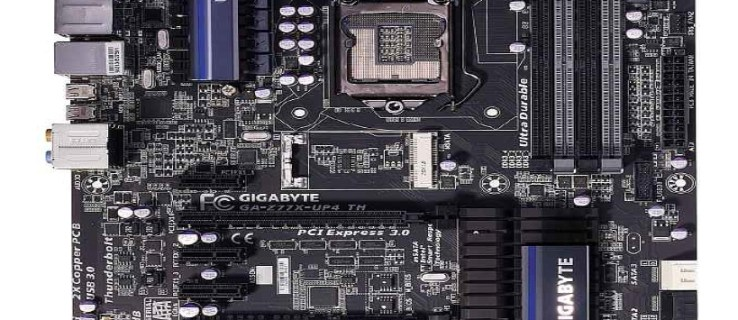 How to install the motherboard