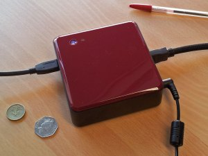 The NUC is a tremendously space-efficient PC system.