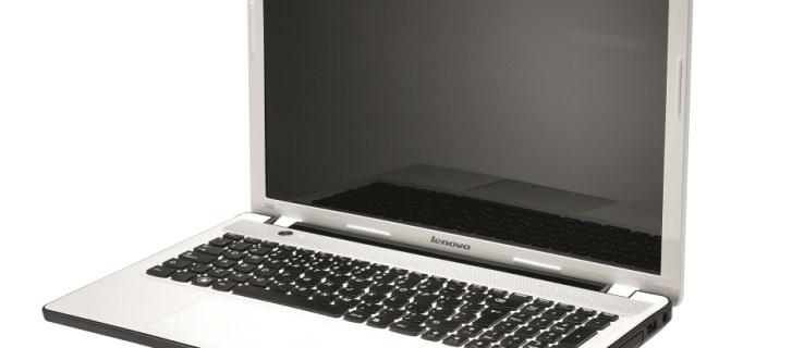 Lenovo IdeaPad Z580 review