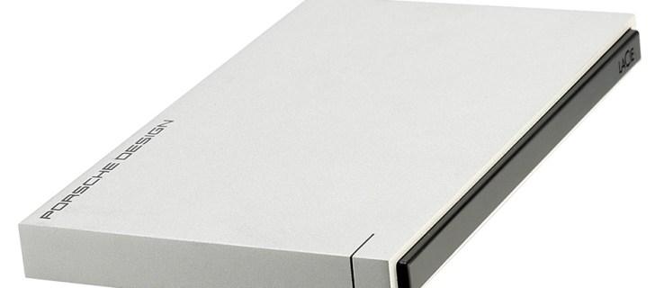 LaCie Porsche Design Slim SSD P'9223 120GB