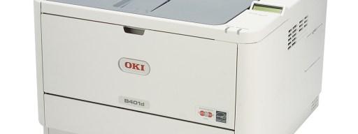Oki B401d