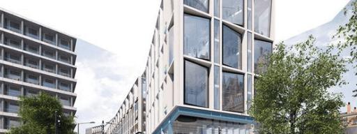 Google's planned London HQ