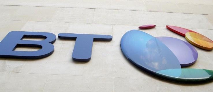 BT Retail se divide en las ramas de consumidores y empresas