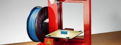 The Afinia H-Series 3D printer