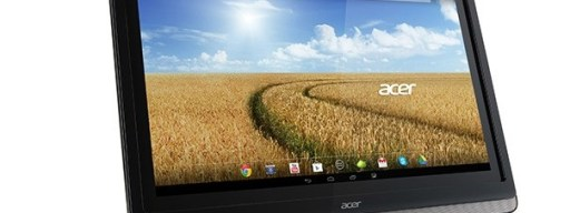 Acer Android all-in-one