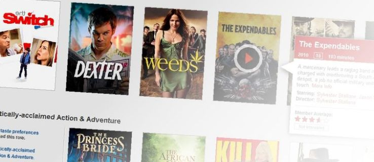 Netflix picks shows that are popular with pirates